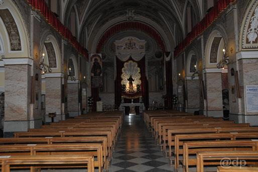 Programma Analitico dal 01 al 06 Ottobre per la Festività in onore di San Francesco, Parrocchia S.Caterina – Piazza S.Pasquale –