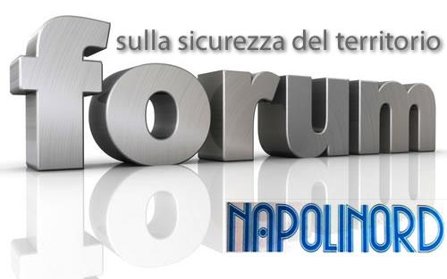 """Partecipazione del Sindaco dott.Pietro CHIACCHIO al """"Forum sulla sicurezza del territorio"""" La Denuncia come arma quanto vale."""