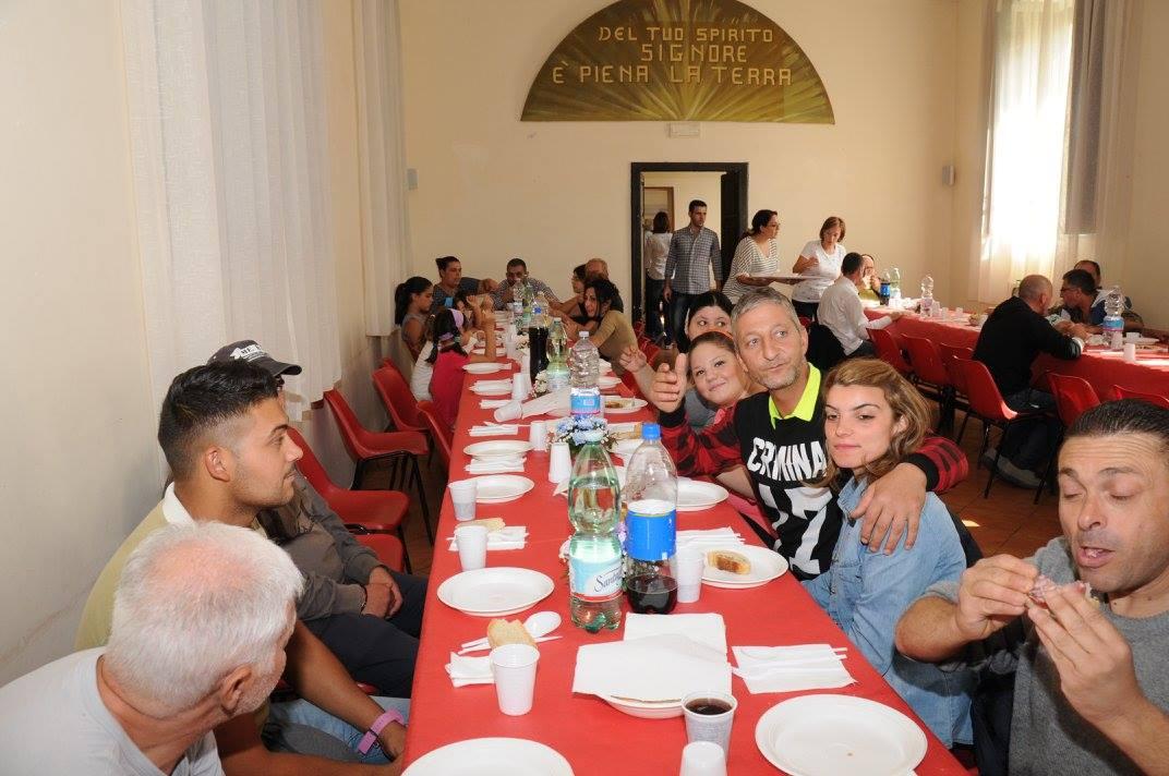 Partecipazione dell'Amministrazione Comunale alla festa della solidarietà
