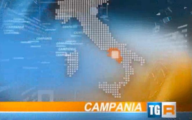 Nubifragio -TG Campania Edizione delle 14.00 di oggi 30 Ottobre 2015