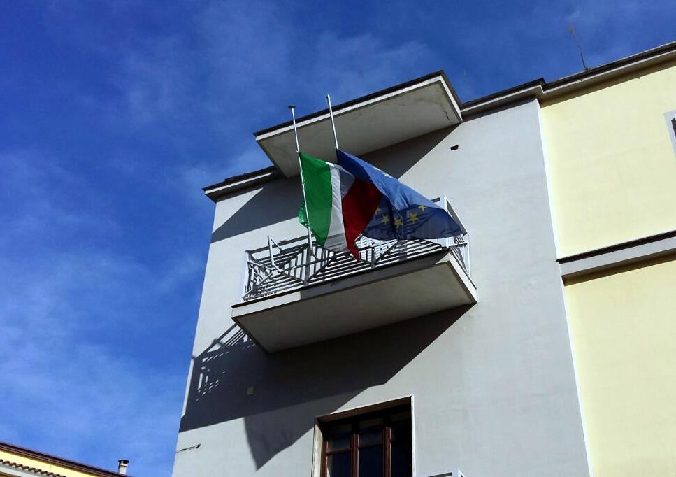 Cordoglio e Solidarietà al popolo Francese, da parte dell'Amministrazione e della Presidenza del Consiglio Comunale di Grumo Nevano