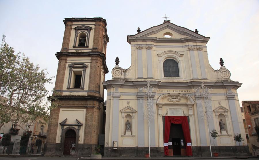 19 novembre, visita alla cripta della Basilica di San Tammaro – Ottima iniziativa INCONTRI CIRILLIANI