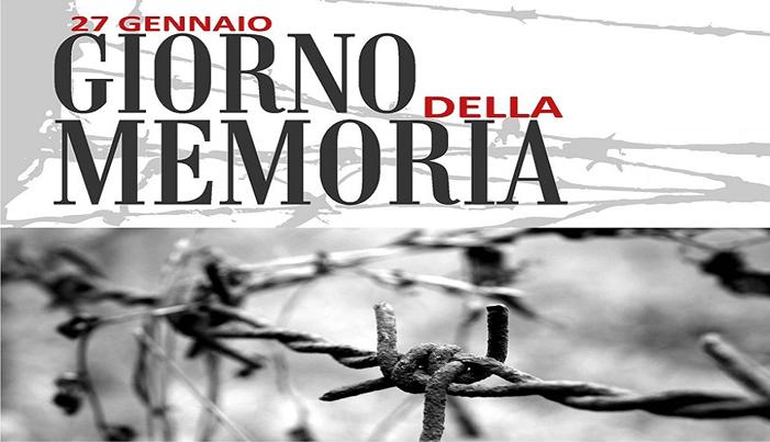 GIORNO DELLA MEMORIA 27 Gennaio 2016 – Manifestazione organizzata dall'Amministrazione Comunale, Programma