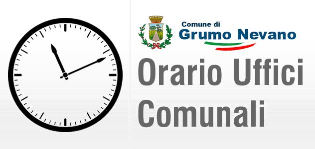 Si comunica che l'Ufficio Tributi resterà chiuso nei giorni Martedì 16 e giovedì 18 febbraio 2016 causa aggiornamento software.