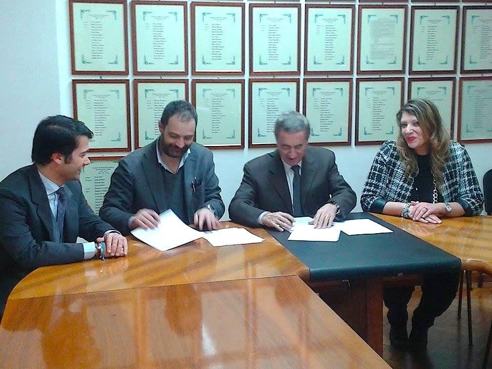 Rassegna Stampa, protocollo d'intesa tra il Comune di Grumo Nevano e Consiglio dell' ordine degli Ingegneri di Napoli