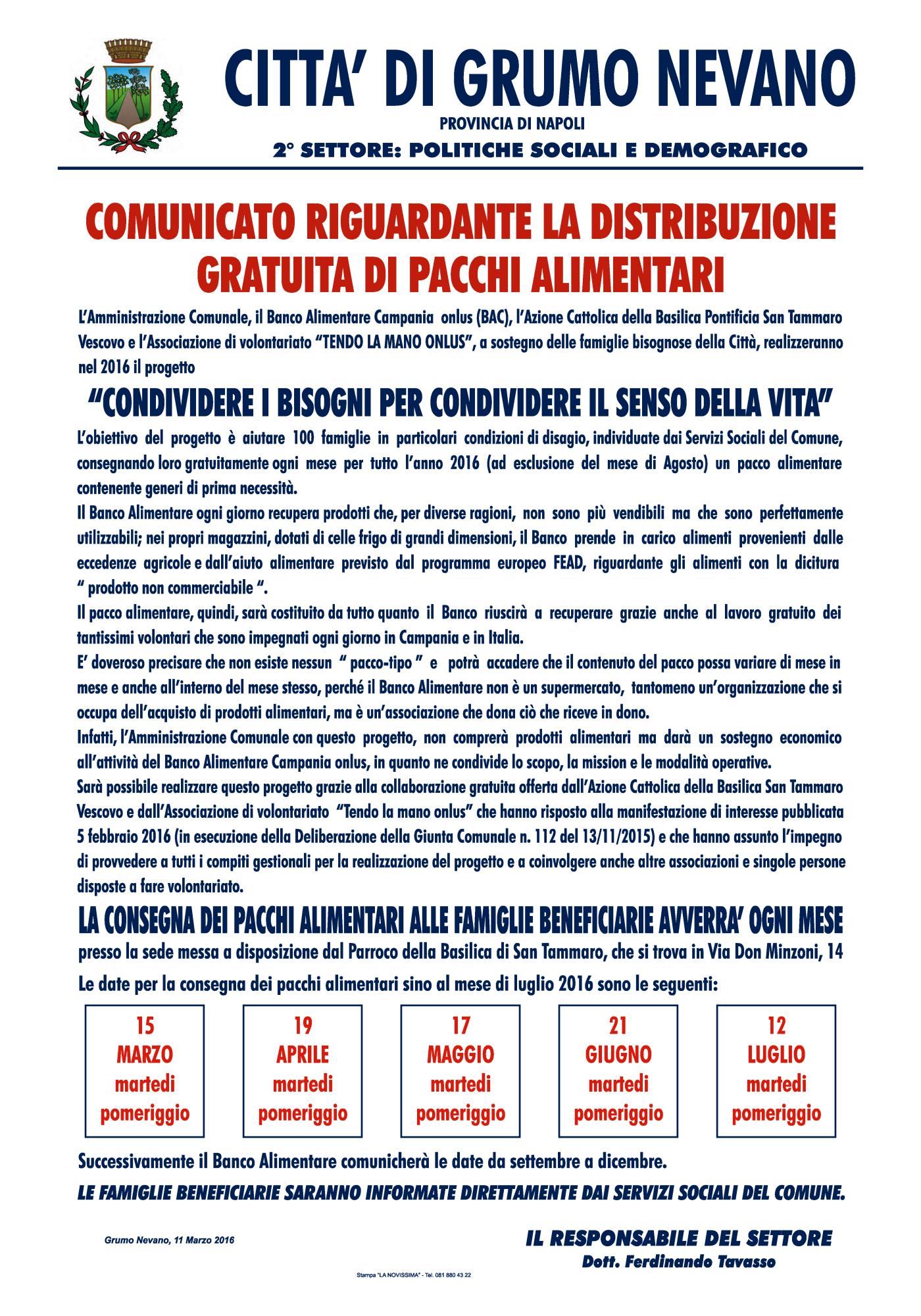 Manifesto Comune Grumo Pacchi Alimentari2