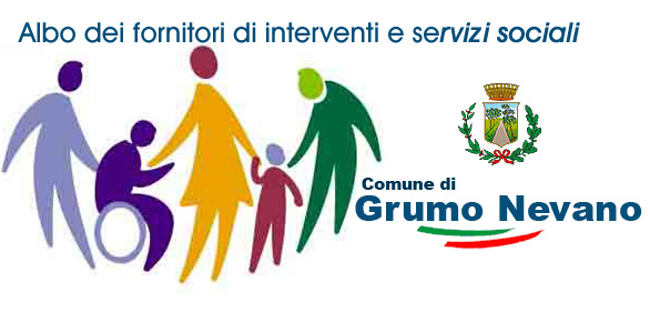 Comune Grumo Nevano, aggiornamento e rinnovo iscrizione albo dei fornitori di interventi e servizi sociali anno 2016