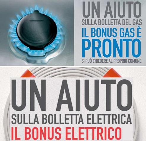 Avviso per i cittadini, Bonus Gas e Bonus Energia, elenco CAF convenzionati