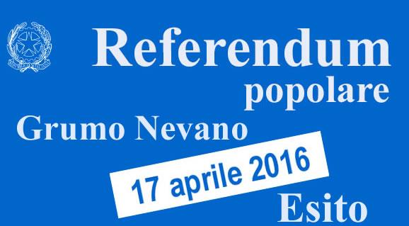 SPECIALE ELEZIONI: Risultati referendum popolare 17 aprile 2016.