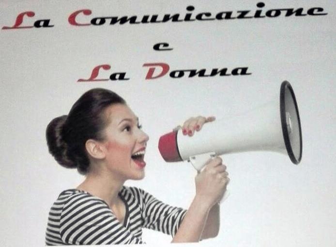 """Giovedi 7 Aprile si è svolta la conferenza """"LA COMUNICAZIONE E' DONNA """", parrocchia S.Caterina Grumo Nevano"""