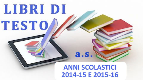 """Modalità di presentazione domande """"buoni libro"""" per LIBRI DI TESTO ANNI SCOLASTICI 2014-15 E 2015-16"""