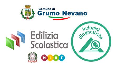 Grumo Nevano, partono le indagini diagnostiche strutturali dei SOLAI E dei CONTROSOFFITTI degli edifici scolastici