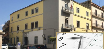 Avviso alla CITTADINANZA, dal 18 luglio al 31 Agosto nuovo orario di accesso agli uffici della casa comunale