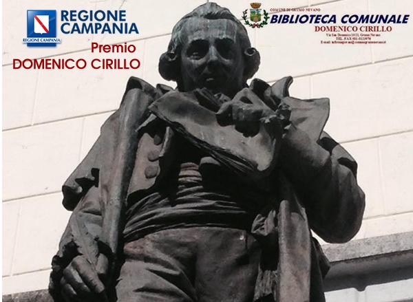 """Grumo Nevano, approvazione progetto """"Premio Domenico Cirillo"""" per la partecipazione all'avviso pubblico bandito dalla Regione Campania."""