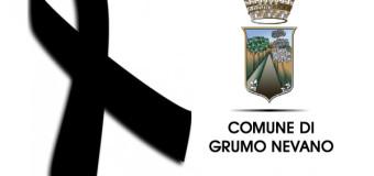 Le condoglianze dell'Amministrazione Comunale di GRUMO NEVANO alla famiglia Fiorillo.