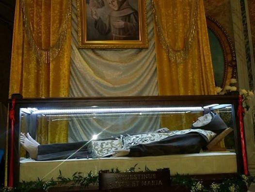 Grumo Nevano, 18 ottobre ore 18.30, celebrazioni riguardanti il Beato Modestino nella Parrocchia di S. Caterina