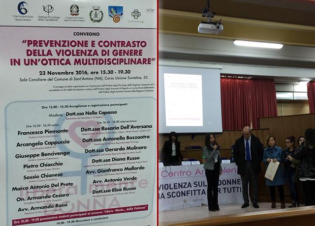 Premiati dall'Assessore alle politiche sociali gli alunni delle classi VA, VB, VC, sezione moda dell'istituto Niglio di Grumo Nevano.
