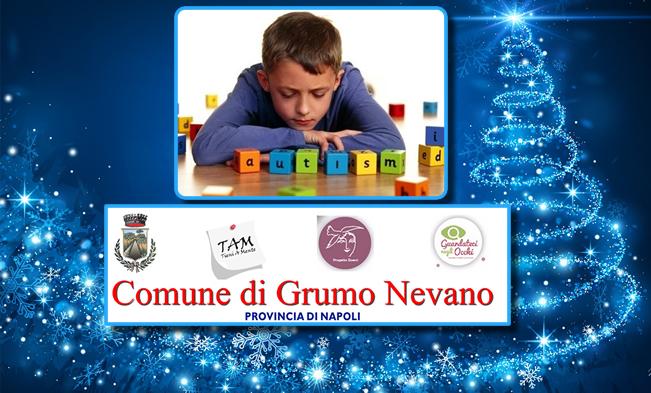 """Partenza del progetto""""BLUE CHRISTMAS CAMP"""" per bambini e ragazzi austistici e avvio del """"Progetto Famiglie Abili"""" per il sostegno alle loro famiglie."""