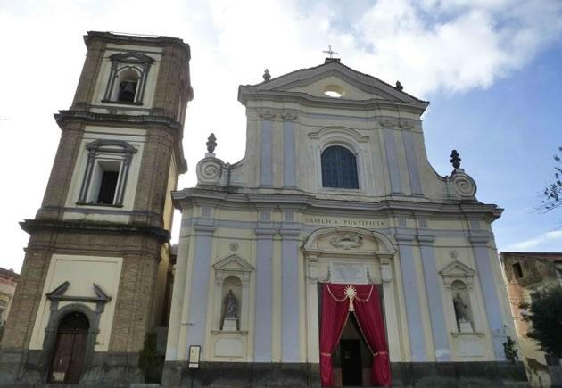 Grumo Nevano, settimana SANTA, programma celebrazioni religiose Basilica di San Tammaro.