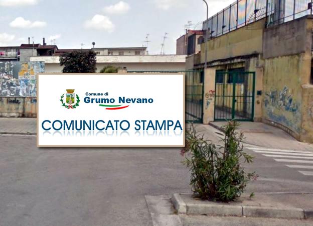 Grumo Nevano, questione scuole, diffuse come sempre FALSE NOTIZIE, L'Amministrazione scrive anche ai CARABINIERI.