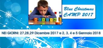 """Grumo Nevano, Si replica, anche quest'anno parte il  Blue Christmas Camp"""", campo invernale per i bambini autistici."""