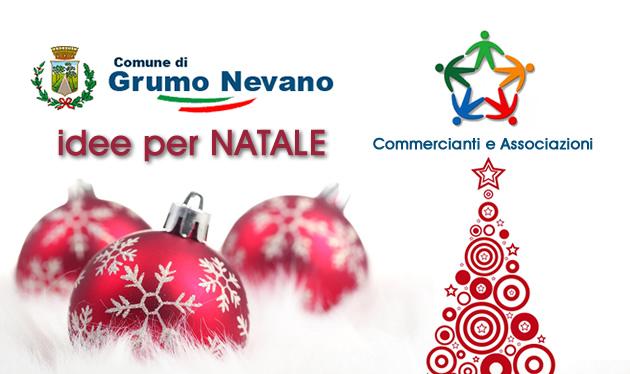 Grumo Nevano, IDEE per NATALE, Amministrazione-Commercianti-Associazioni, a confronto