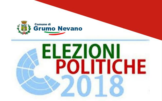 Grumo Nevano, RISULTATI FINALI ELEZIONI POLITICHE 2018