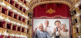 Grumo Nevano, L'Amministrazione Comunale porta AL TEATRO SAN CARLO, 50 CITTADINI Iscritti al Centro Anziani