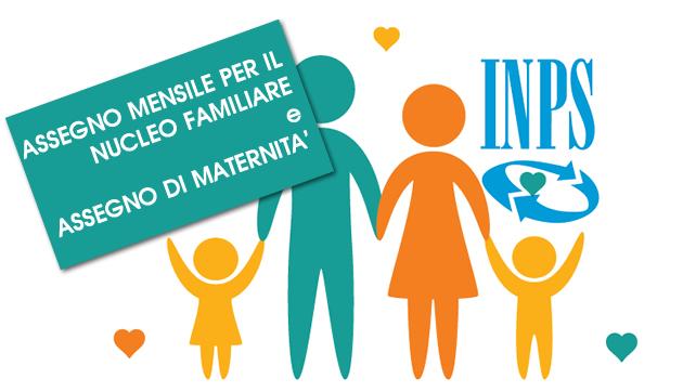 Grumo Nevano,  leggi come richiedere ASSEGNO MENSILE PER IL NUCLEO FAMILIARE e ASSEGNO DI MATERNITA'.