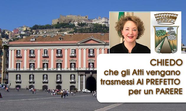 Grumo Nevano, l'Assessore Carmela Giametta: CHIEDO CHE LA COMMISSIONE TRASPARENZA INVII gli atti ALLA PREFETTURA per avere un parere sulla mia  presunta incompatibilità.