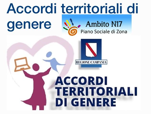 """Avviso pubblico Accordi Territoriali di genere """"Conciliazione interventi e percorsi di politiche family friendly nell'Ambito N17"""""""