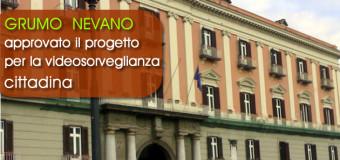 Grumo Nevano, approvato il progetto per la videosorveglianza cittadina, che il Sindaco f.f. sottoscriverà DOMANI in Prefettura.