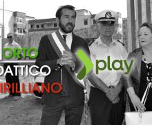 Grumo Nevano, ORTO DIDATTICO CIRILLIANO, RIPRESE video AEREE CON IL DRONE in occasione della presentazione alla città