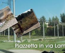 Orta di Atella, Piazza in VIA LAMPITELLI, PULIZIA E MANUTENZIONE ASSENTE.