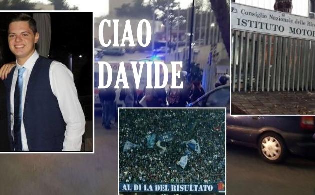 NAPOLI: appassionato di ingegneria, e grande tifoso del Napoli…i sogni di Davide spezzati dal crollo di un albero