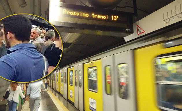 **ULTIMISSIMA** Napoli, ancora caos per la Metro: guasti su Linea 1 e 2, caos e resse