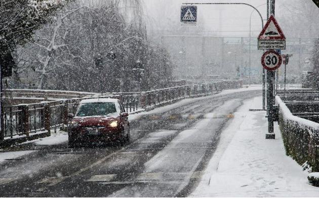 Meteo: sarà l'inverno più gelido degli ultimi 30 anni. Freddo e neve anche al Sud