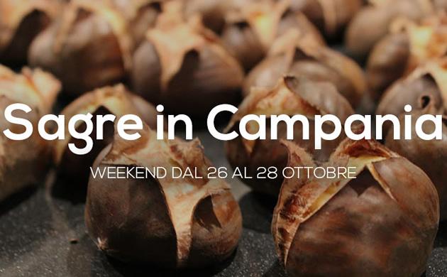 Sagre in Campania nel weekend dal 26 al 28 ottobre 2018 | 4 consigli