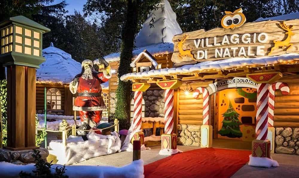 **APPROFONDIMENTI**Arriva un enorme villaggio di Babbo Natale a Salerno.Ecco quando
