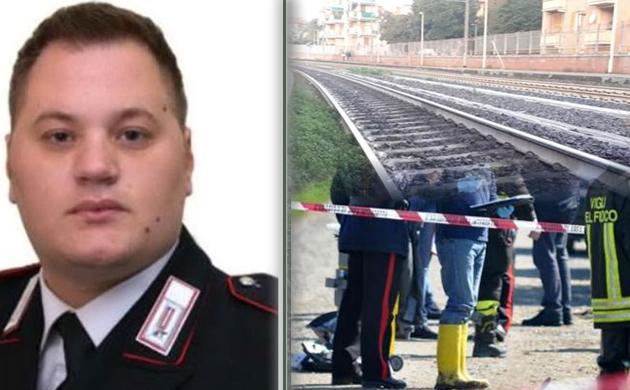 **TRAGEDIA A CASERTA**Carabiniere, morto in servizio durante un inseguimento