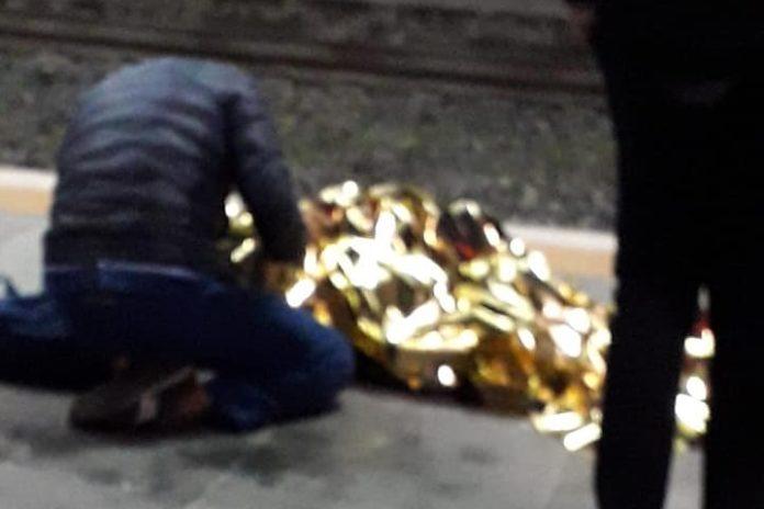 TRAGEDIA A SANT'ANTIMO: UOMO MORTO IN STAZIONE ALL'ALBA