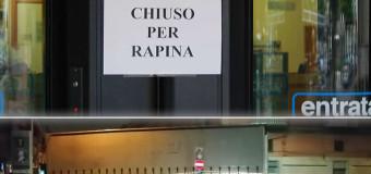 Tredicesime a rischio: rapina da film: con due tir sfondano una banca in provincia di Napoli