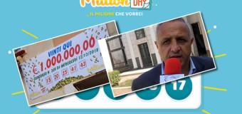 Sant'Arpino: VINTI UN MILIONE DI EURO, Appello del sindaco Dell'Aversana al VINCITORE