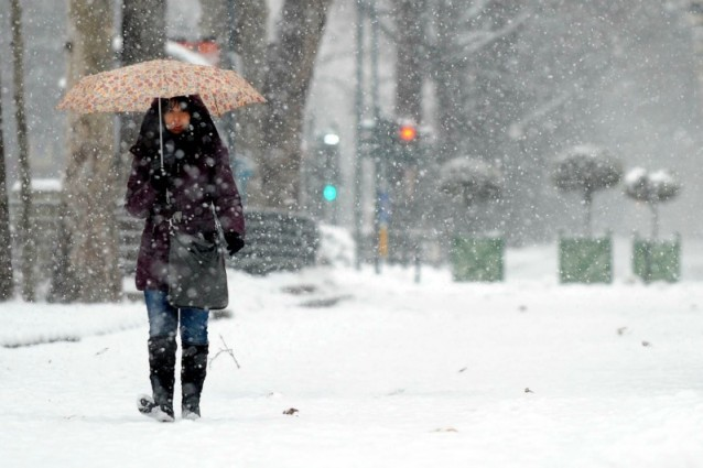 Meteo, pioggia e gelo su Napoli e Campania: previsioni di questa SETTIMANA