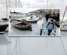 Napoli: Mare bianco a Mergellina, ecco le ipotesi dell'Arpac