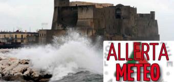 Vento, nevicate e gelate in arrivo sulla Campania: allerta meteo della Protezione Civile