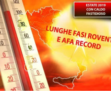 Meteo: ESTATE 2019 in un INCUBO di CALDO a 40°C e si teme per la GRANDINE. ECCO la PREVISIONE UFFICIALE