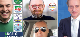 Grumo Nevano: LE LISTE DEI CANDIDATI ALLE PROSSIME ELEZIONI COMUNALI DEL 26 MAGGIO.
