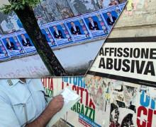 GRUMO NEVANO, MANIFESTI ABUSIVI: CINQUESTELLE ALL'ATTACCO