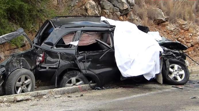 INCIDENTE MORTALE SULLA STRADA PER ISCHITELLA, MORTO UN 43ENNE